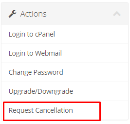 How to Cancel Your Hosting Service